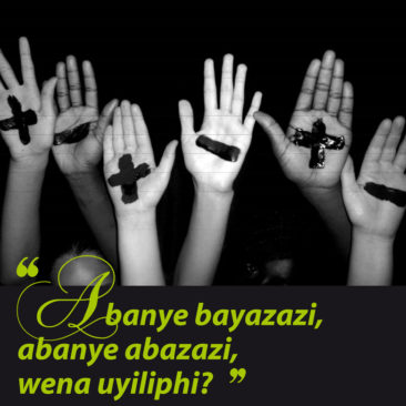 Affiches + ou -, Afrique du Sud